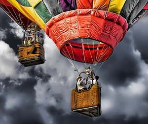 balloon, photoshop, and dblringexcellence image