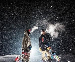 snowboarding image