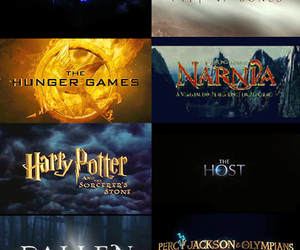 harry potter, fallen, and narnia image