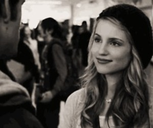 dianna agron and gif image