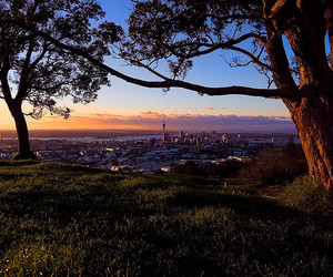 auckland, city, and extinct image