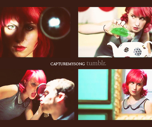 fashion, hair, and hayley williams image