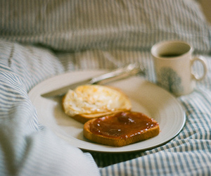 breakfast, food, and tea image
