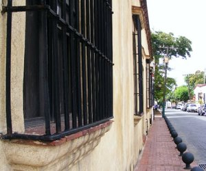 old, Santo Domingo, and colonial city image