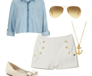 anchor, Polyvore, and mine image