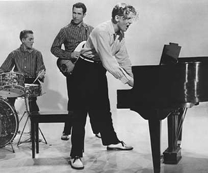 jerry lee lewis, music, and old times image