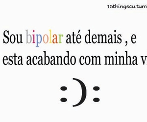 bipolar, cute, and frases image