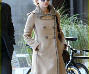 blonde, Carey Mulligan, and fashion image