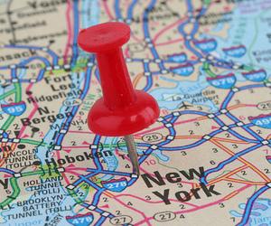 new york, map, and ny image