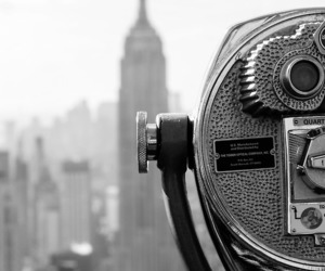 art, empire state, and photo image