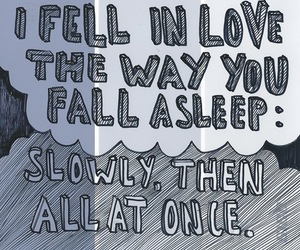 quote, love, and tfios image
