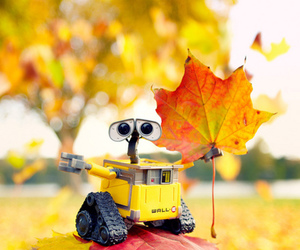wall-e and disney image
