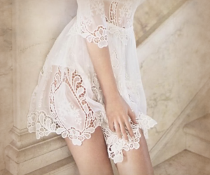 chic, girly, and gorgeous image
