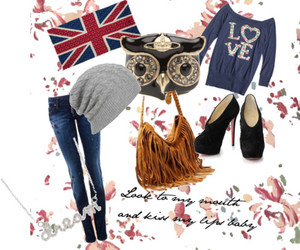 folk and Polyvore image