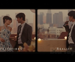 reality, 500 Days of Summer, and expectations image
