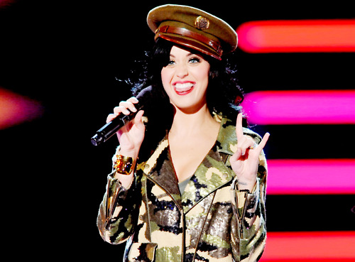 army, katy perry, and troops image