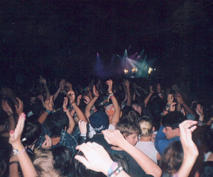 people and concert image