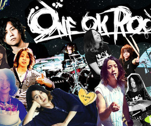 japan, rock, and one ok rock image