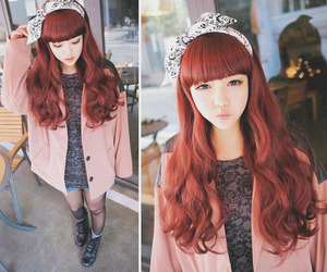 ulzzang, pretty, and asian image