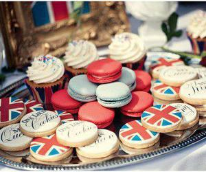 Cookies, food, and london image