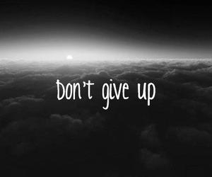 quotes, don't give up, and text image