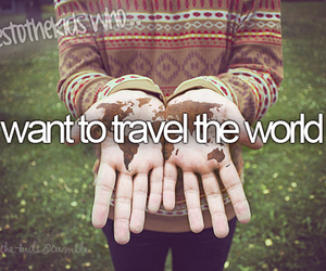 travel, wanderlust, and relatable image