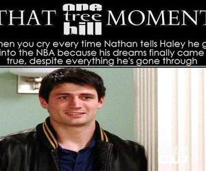 cry, NBA, and one tree hill image