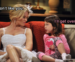 modern family, funny, and lily image