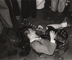 rock, ACDC, and angus young image
