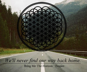 back, band, and bmth image