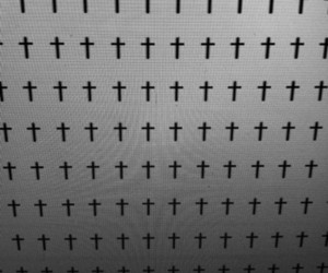 cross, grunge, and vintage image