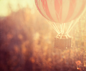 vintage, balloons, and photography image