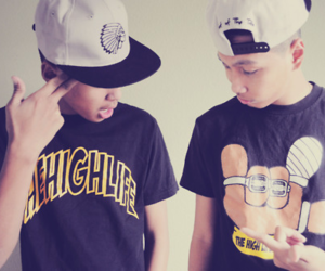 fitted, swag, and snapback image
