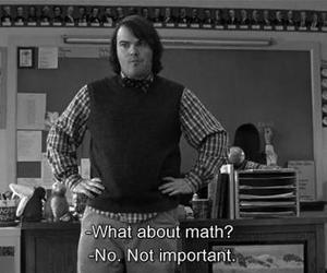 math, school of rock, and school image