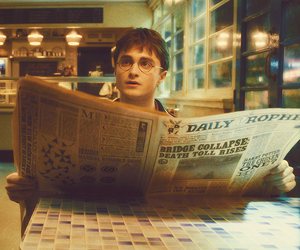 harry potter, daniel radcliffe, and hp image