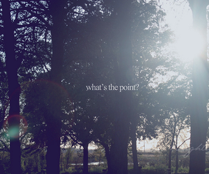 point and typography image