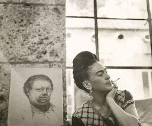 frida kahlo and art image
