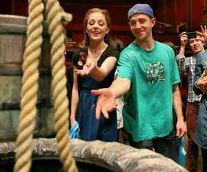 broadway, theatre, and laura osnes image