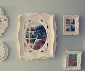 bedroom, espelhos, and fofo image