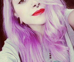 alternative, colored hair, and colors image