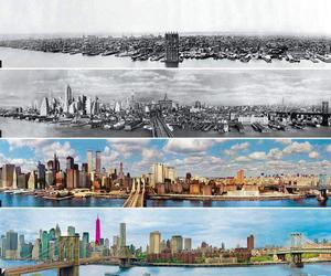 new york, city, and evolution image