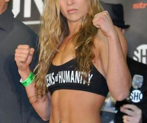 ronda rousey, UFC, and mma image