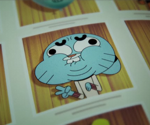 gumball and photo image