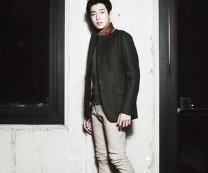 actor, korean, and lee hyun woo image