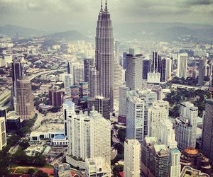 Malaysia, buildings, and photography image