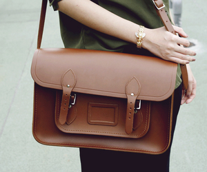bag, style, and outfit image