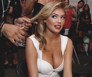 dress, pretty, and kate upton image