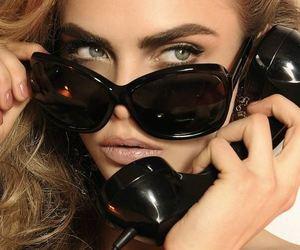 face, models, and cara delevingne image
