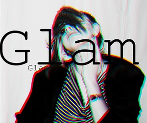 3d, girl, and glam image