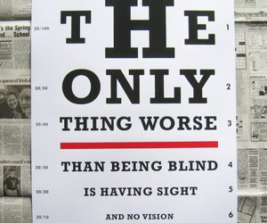 quote, vision, and blind image